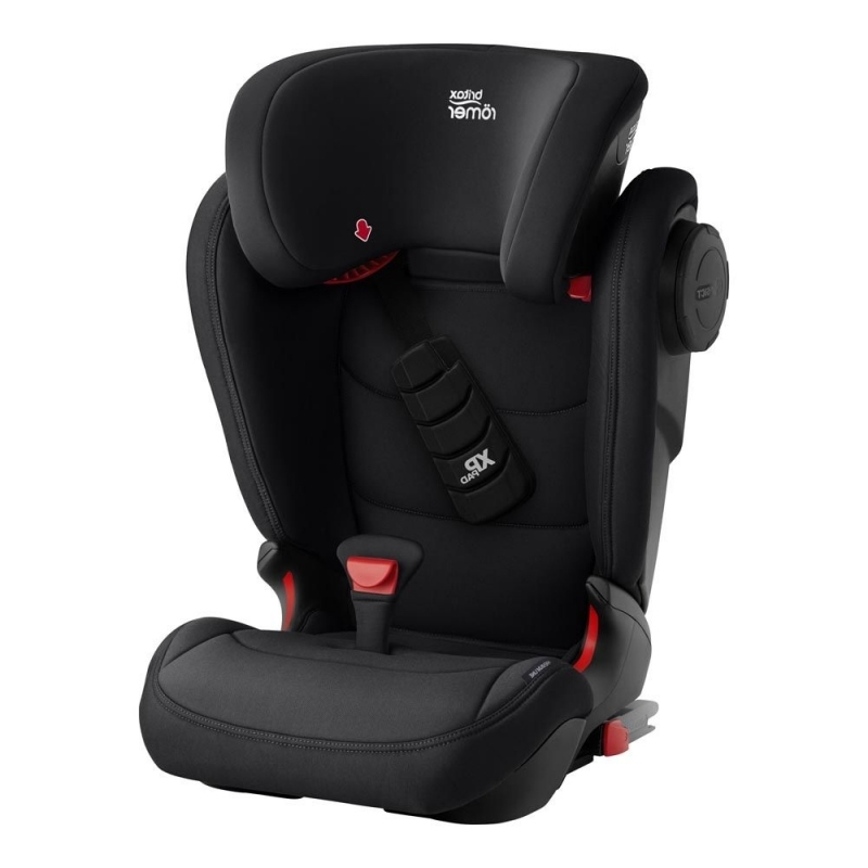 Britax Kidfix III S Group 2/3 Car Seat-Cosmos Black