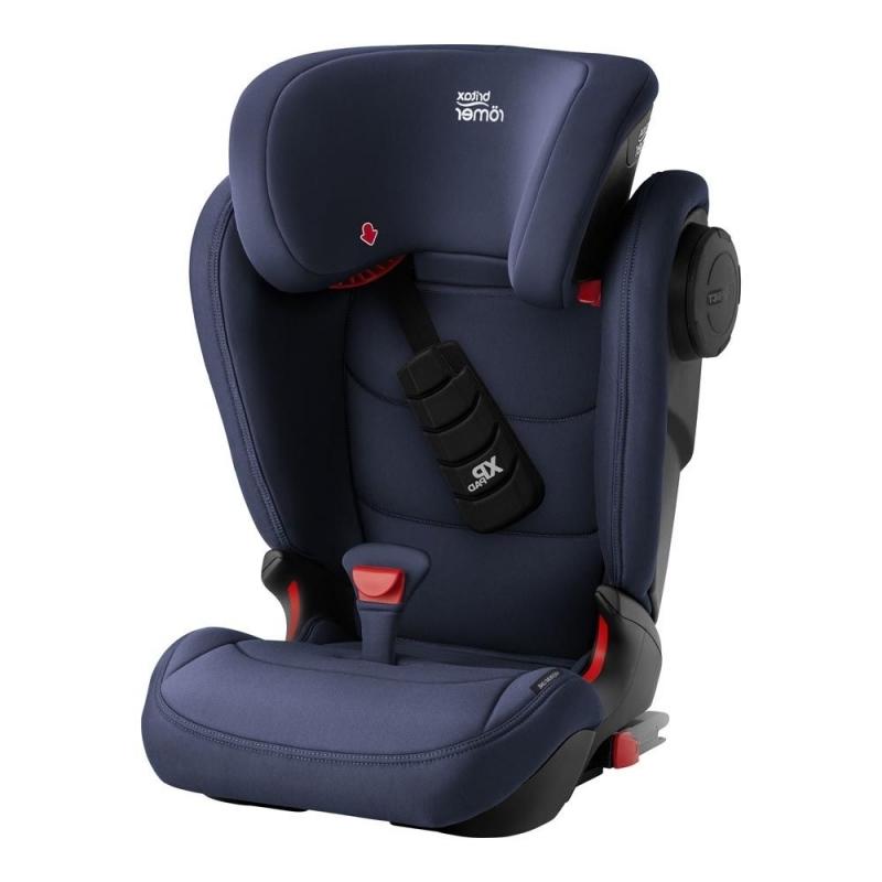 Britax Kidfix III S Group 2/3 Car Seat-Moonlight Blue
