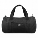 Isoki Kingston Duffle Bag-Black Nylon