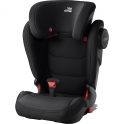 Britax Kidfix III M Group 2/3 Car Seat-Cosmos Black