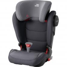 Britax Kidfix III M Group 2/3 Car Seat-Storm Grey