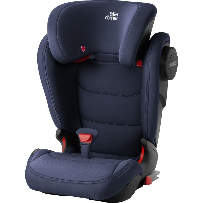 Britax Kidfix III M Group 2/3 Car Seat-Moonlight Blue