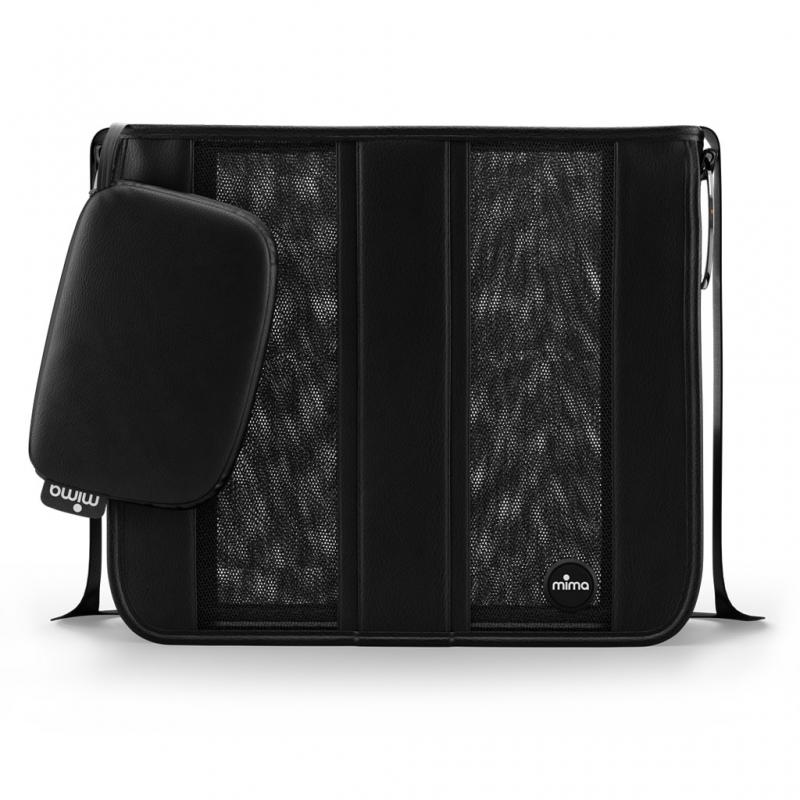 Mima Tote Bag Black