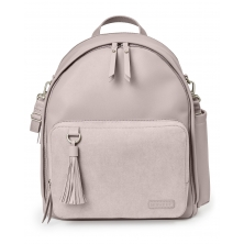 Skip Hop Greenwich Simply Chic Changing Backpack - Portobello