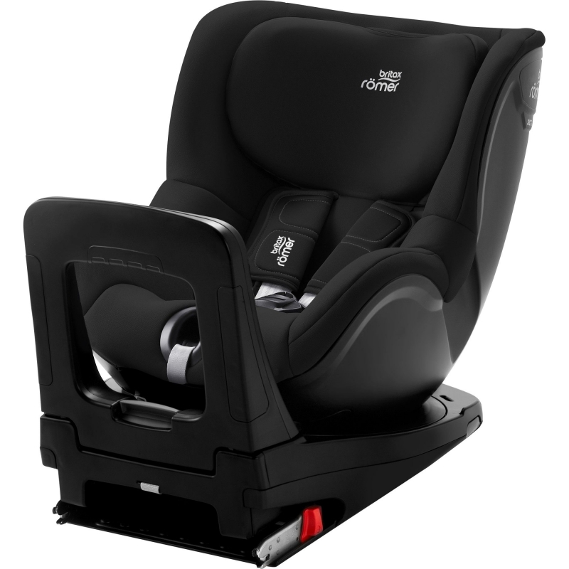 Britax Dualfix Family M I-Size Group 0+/1 Car Seat-Cosmos Black