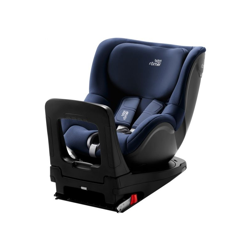 Britax Dualfix M I-Size Group 0+/1 Car Seat-Moonlight Blue