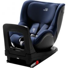 Britax Dualfix Family M I-Size Group 0+/1 Car Seat With FREE PROTECTOR-Moonlight Blue