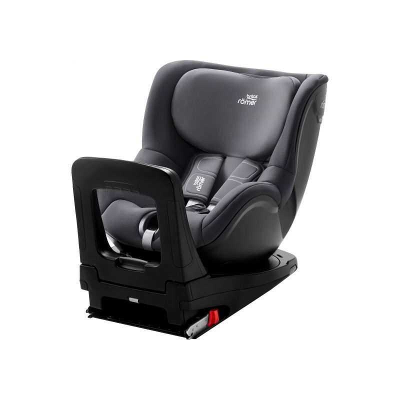 Britax Dualfix M I-Size Group 0+/1 Car Seat-Storm Grey