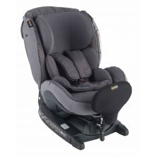 BeSafe iZi Kid X3 i-Size Group 1 Car Seat-Metallic Melange