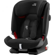 Britax Advansafix IV R Group 1/2/3 Car Seat & FREE SEAT PROTECTOR-Cosmos Black