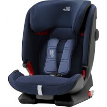 Britax Advansafix IV R Group 1/2/3 Car Seat-Moonlight Blue
