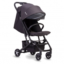 Silver Cross Wing Pushchair-Powder Black
