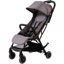 Red Kite Push Me Kwik Stroller-Grey