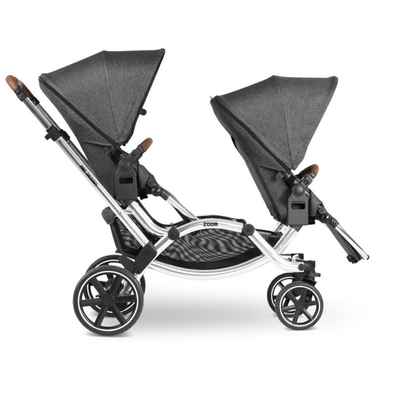 ABC Design Zoom Diamond Edition Carrycot Asphalt