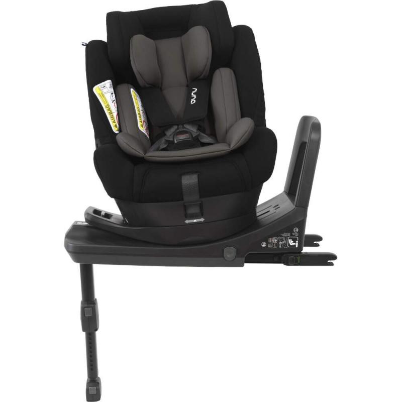 Nuna Norr i-Size Group 0+/1 Car Seat-Caviar (New)