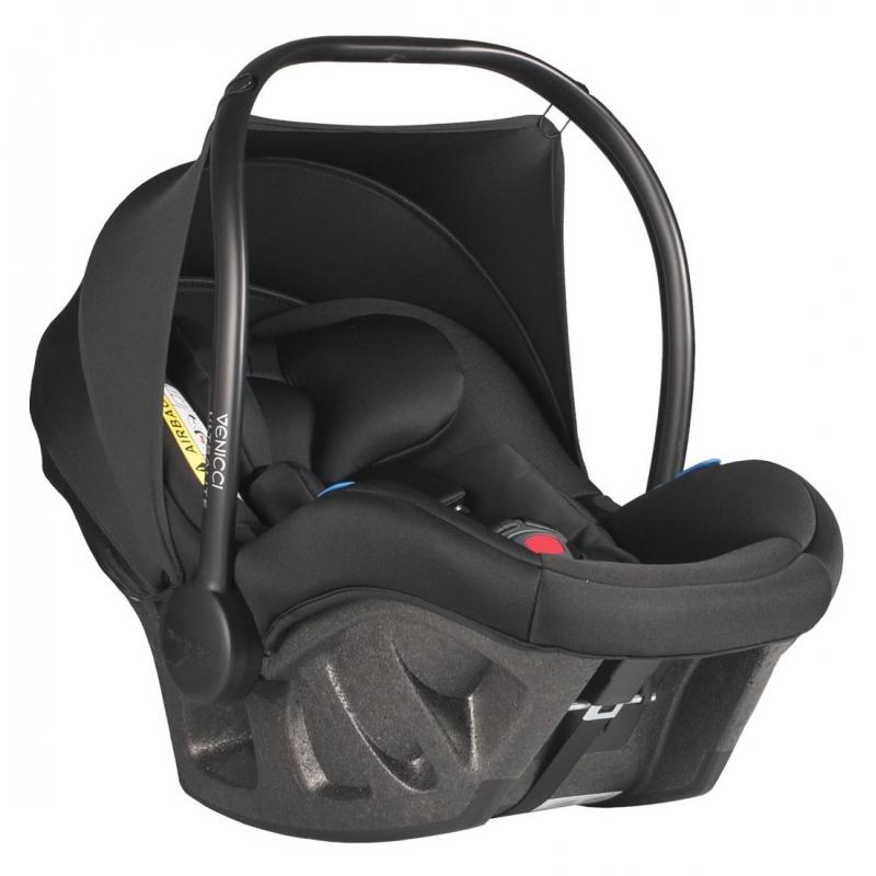 Venicci ULTRALITE Group 0+ Car seat-Black