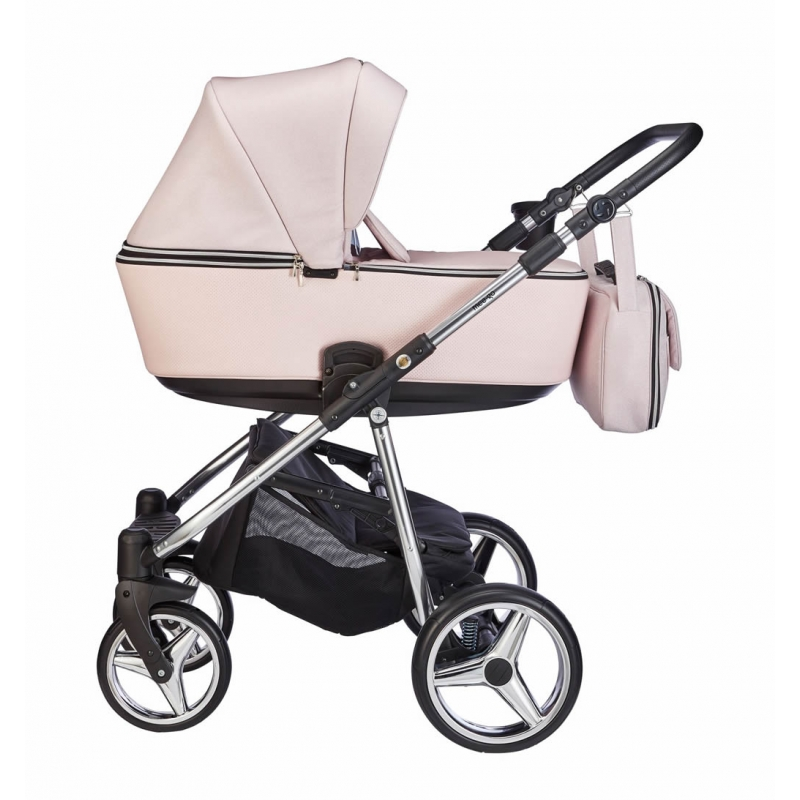 Mee-go Santino Special Edition Travel System-Fairy Dust + Free Changing Bag Worth £80!