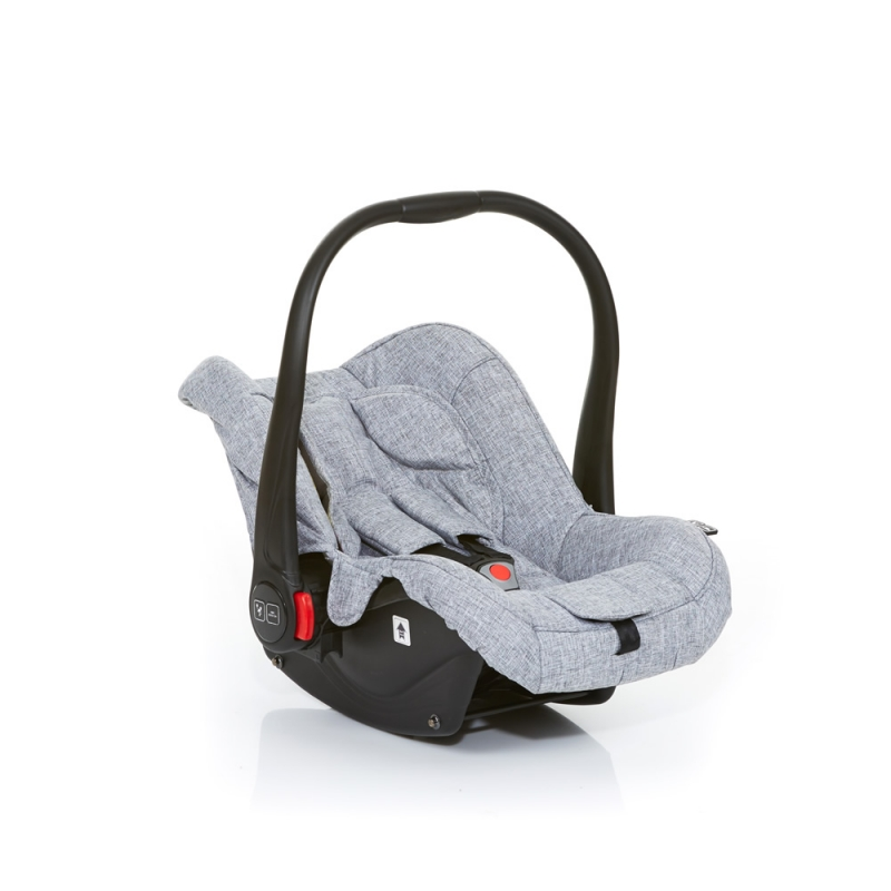 ABC Design Risus Group 0+ Car Seat-Graphite Grey (2018)