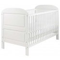 East Coast Angelina Cot Bed-White