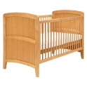 East Coast Venice Cot Bed-Antique