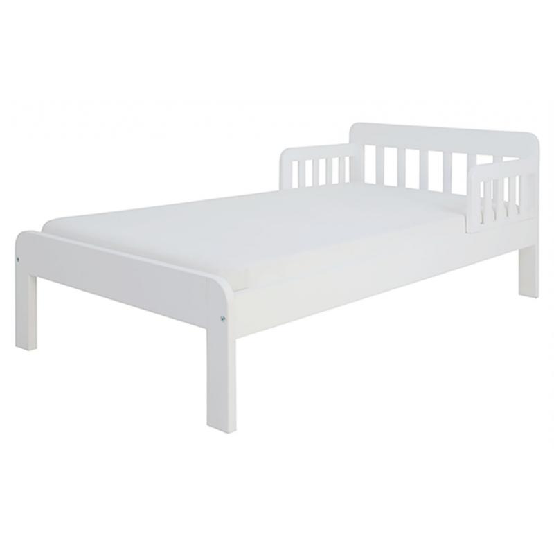 East Coast Dakota Junior/Toddler Bed-White