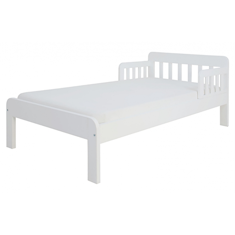 East Coast Dakota Junior/Toddler Bed-White