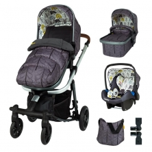 Cosatto Giggle Quad Marvellous Bundle-Fika Forest