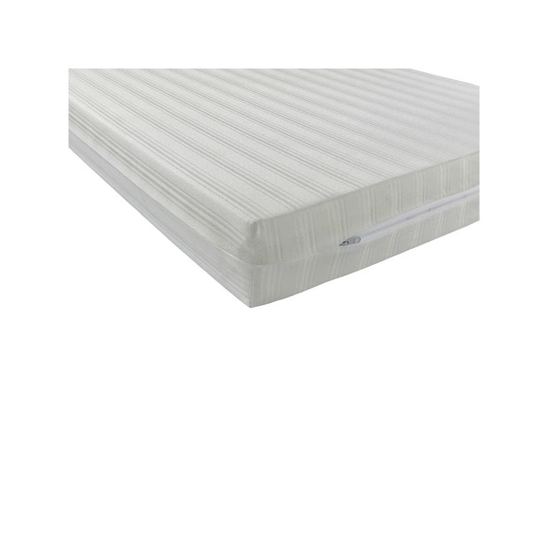 Mini Uno Deluxe Fibre Mattress Cot Bed   140 X 70cm