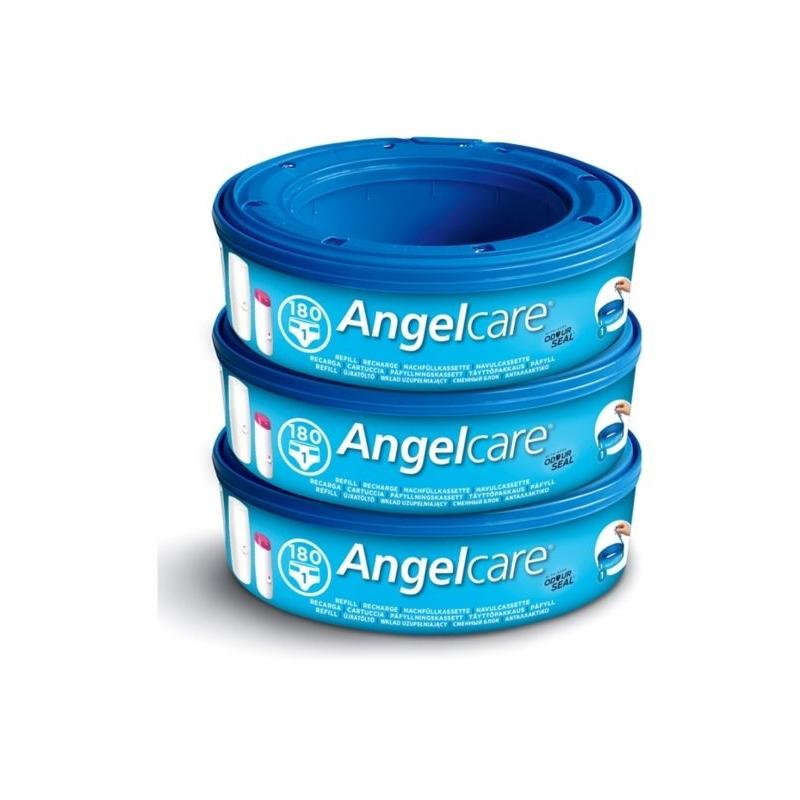 Angelcare Refill Cassette 3 Pack