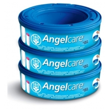 Angelcare Refill Cassette 3 Pack