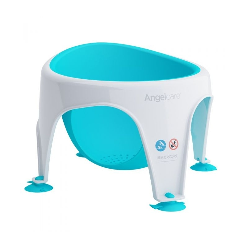 Angelcare Soft Touch Baby Bath Seat- Aqua