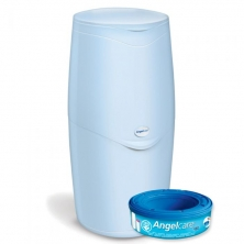 Angelcare Nappy Disposal System-Blue
