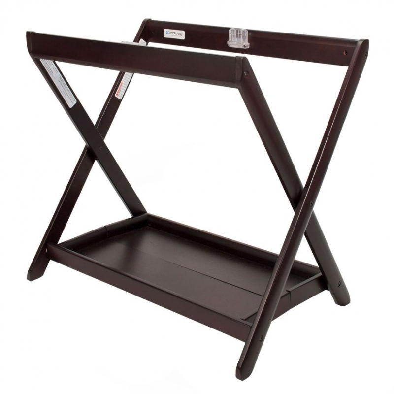 UPPAbaby Carry Cot Stand-Espresso