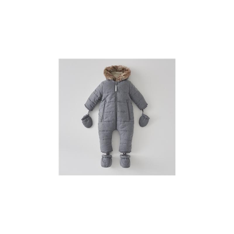 Silver Cross Unisex Premium Vent Snowsuit- 6- 9 Months
