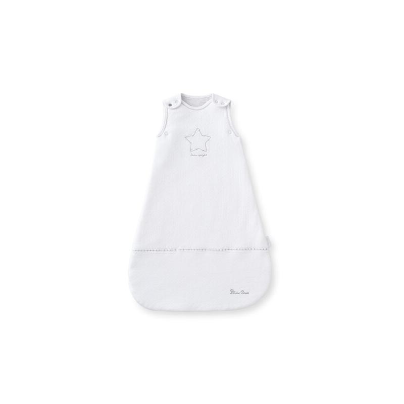 Silver Cross Unisex Jersey Woven Sleep Bag 0-6 Months