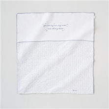 Silver Cross Boys Jersey Coverlet
