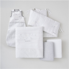 Silver Cross Unisex 5 piece Premium Baby Pack