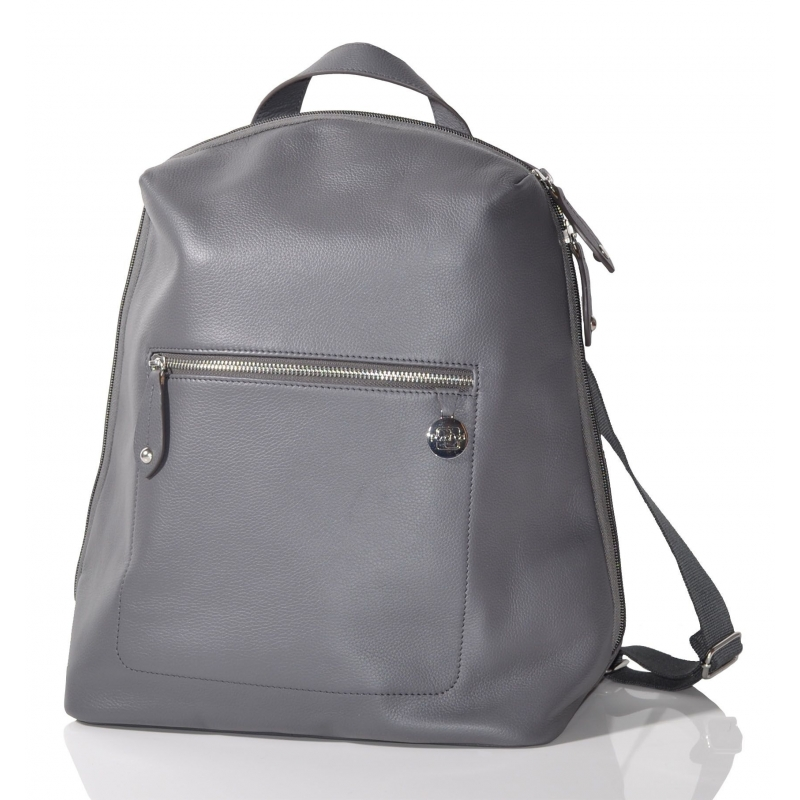PacaPod Hartland Leather- Pewter