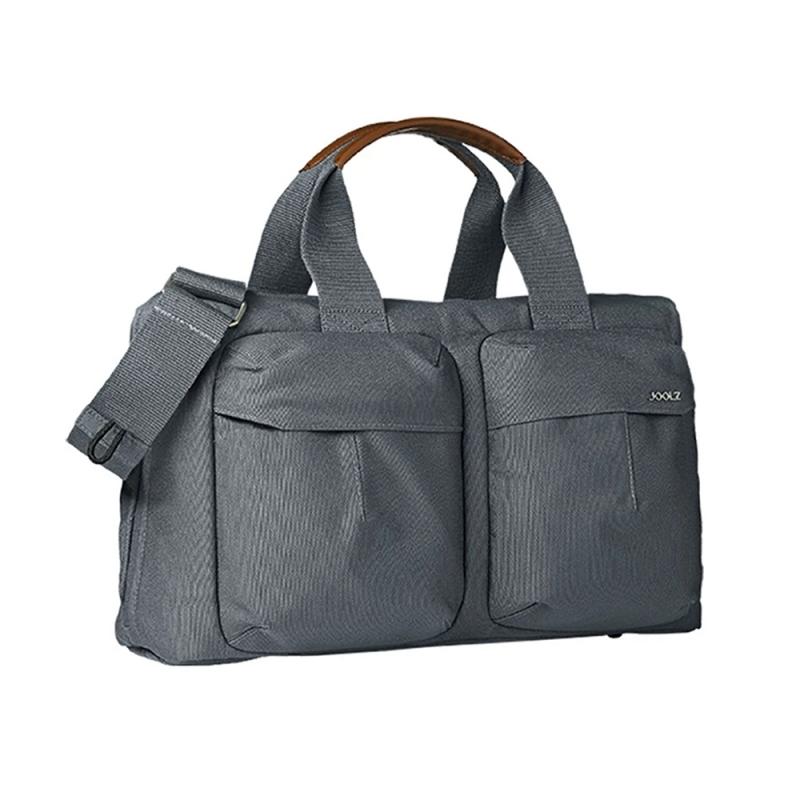 Joolz Uni 2 Nursery Bag-Gorgeous Grey