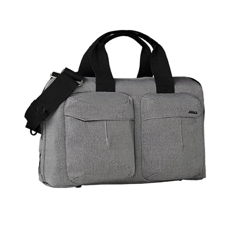 Joolz Uni 2 Nursery Bag-Superior Grey
