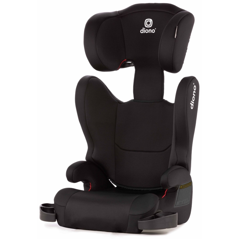 Diono Cambria 2 Group 2/3 Car Seat + FREE Stuff 'n' Scruff-Black