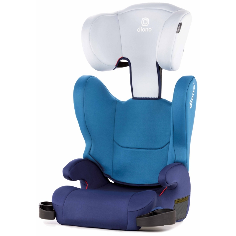 Diono Cambria 2 Group 2/3 Car Seat + FREE Stuff 'n' Scuff-Blue