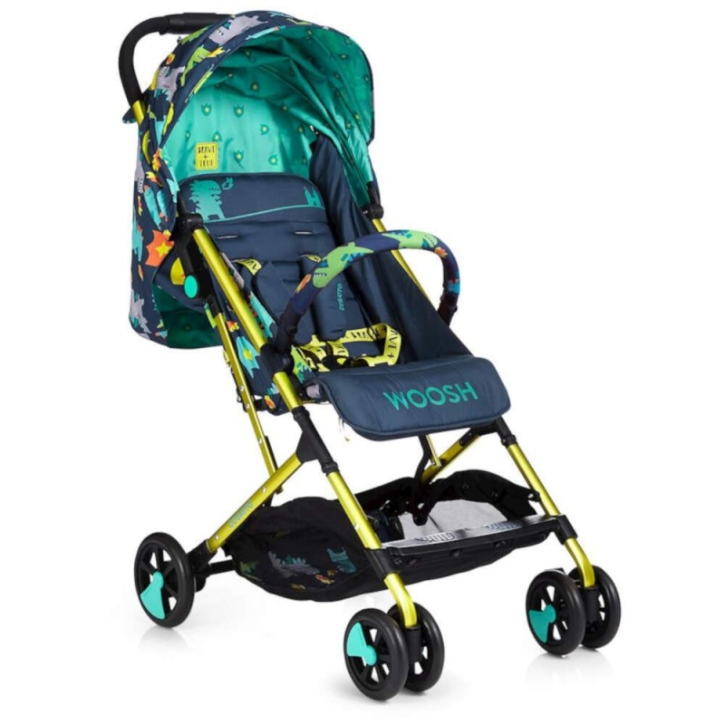 Cosatto Woosh 2 Stroller-Dragon Kingdom
