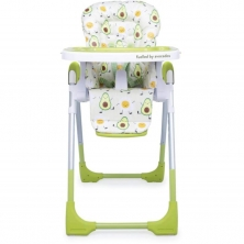 Cosatto Noodle 0+ Highchair-Strictly Avocados