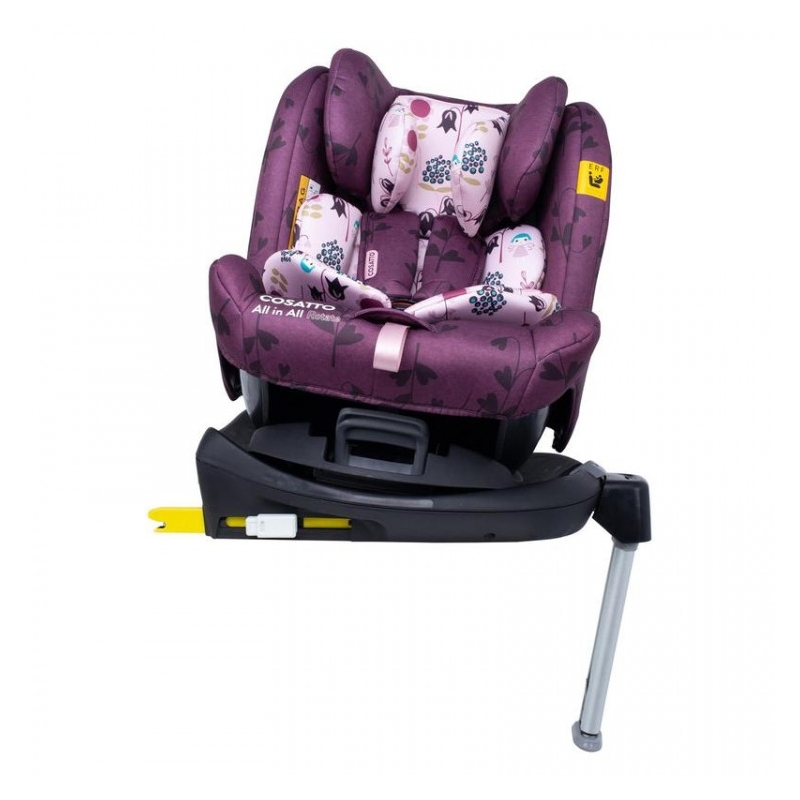 Cosatto All in All Group 0+123 Car Seat-Fairy Garden