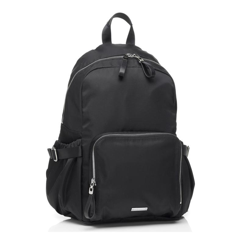 Storksak Hero Nylon Changing Bag-Black