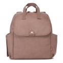 Babymel Robyn PU Changing Bag - Dusty Pink
