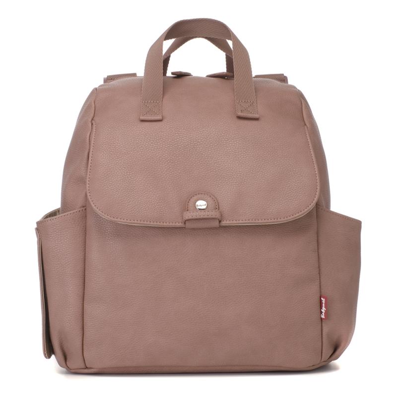 Babymel Robyn PU Changing Bag-Dusty Pink