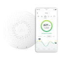 Airthings Wave Plus- Smart Air Quality and Radon Monitor