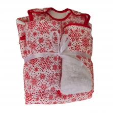 Clair De Lune- Winter Snowflake Gift Bundle